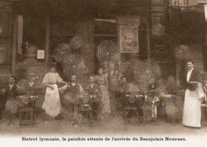 La paisible attente du Beaujolais Nouveau