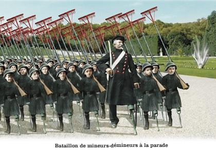 Bataillon de mineurs-démineurs