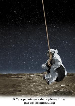Les effets de la pleine lune