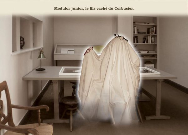 Modulor junior, le fils caché du Corbusier.