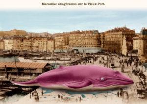 Marseille: éxagération sur le Vieux-Port.